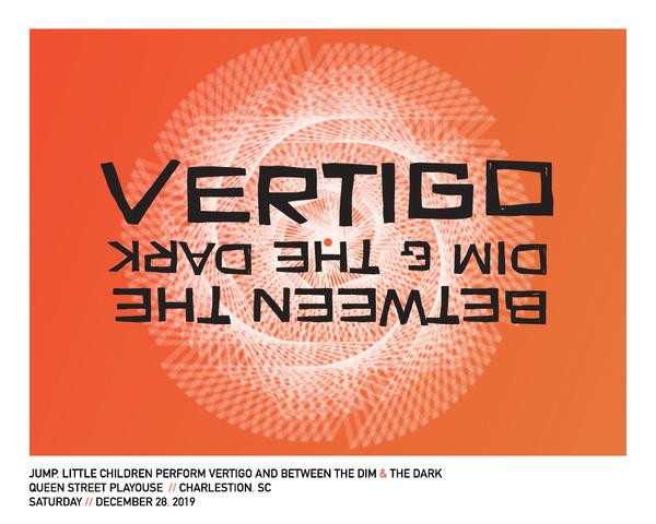 Vertigo + Between The Dim & The Dark @ Queen Street Playhouse