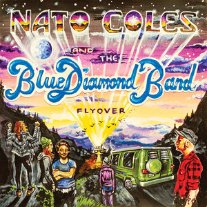 Nato Coles and the Blue Diamond Band - Flyover LP