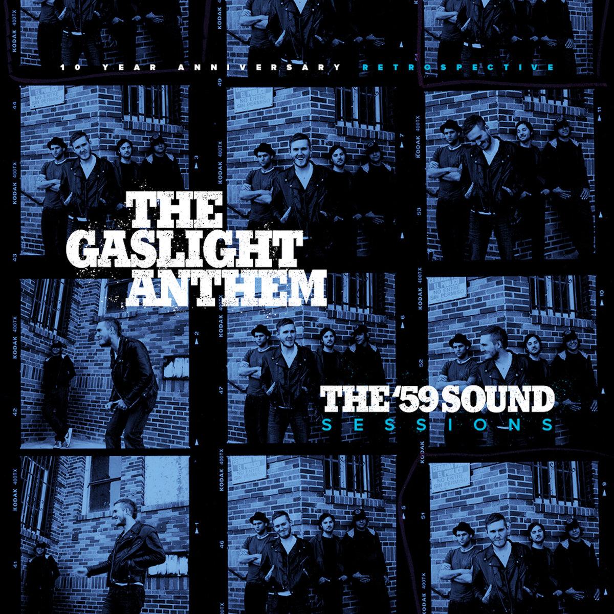 The Gaslight Anthem - The '59 Sound Sessions LP