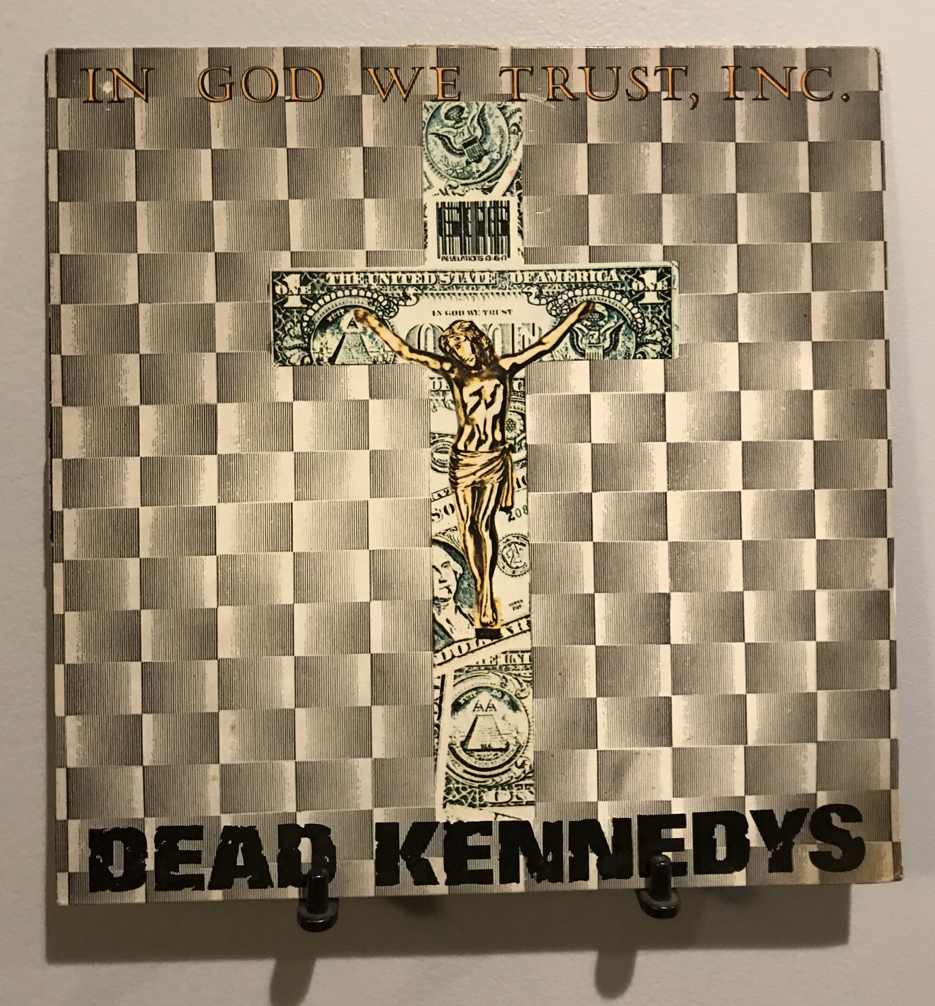 """*used* Dead Kennedys - In God We Trust, Inc 12"""""""