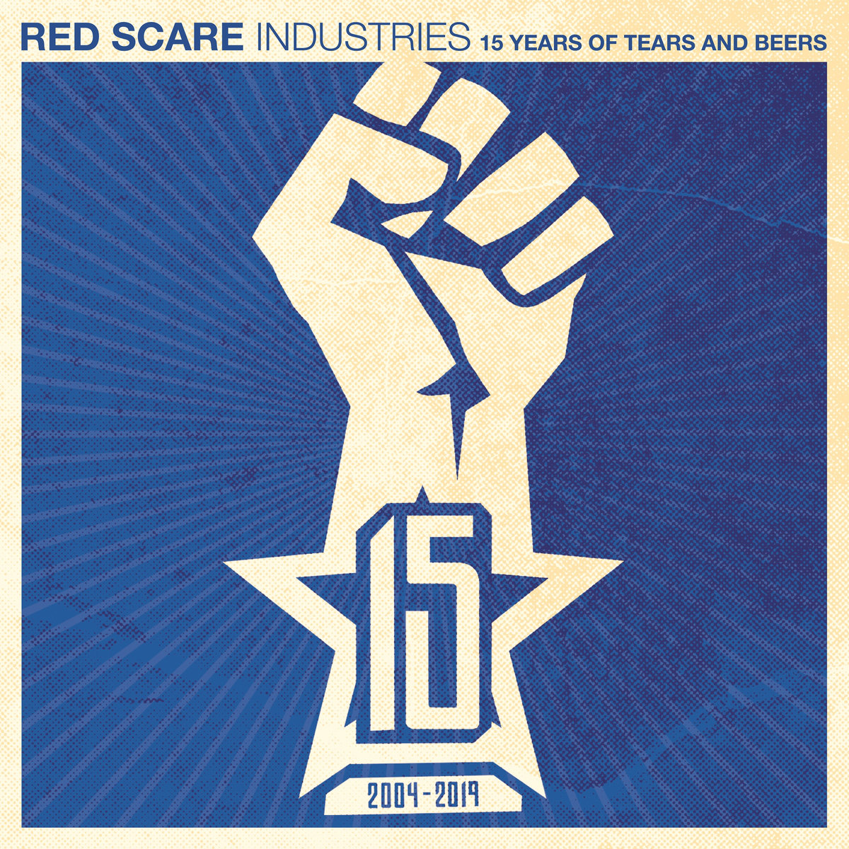 v/a - Red Scare Industries: 15 Years of Tears and Beers LP