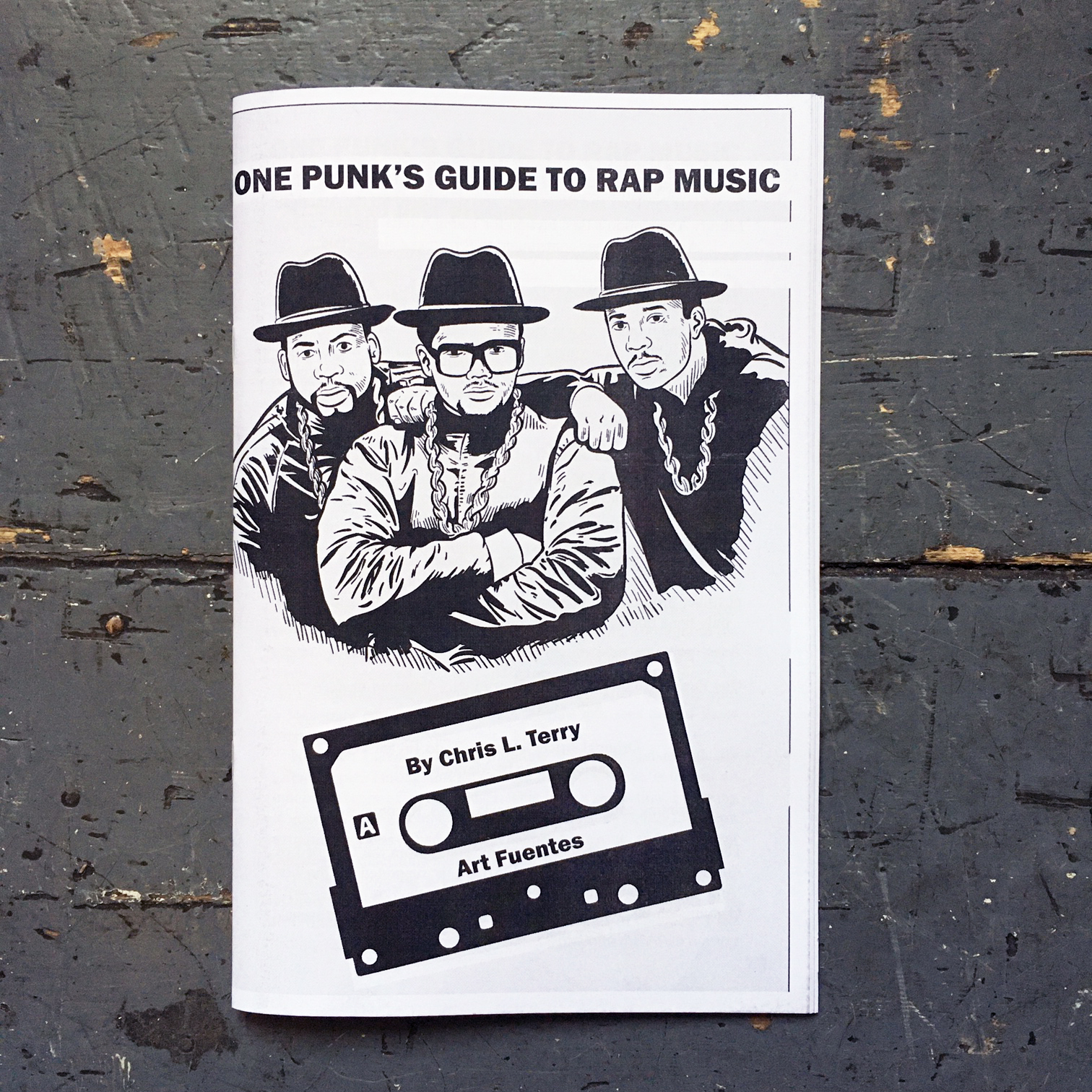 One Punk's Guide To... - Razorcake Zine Series