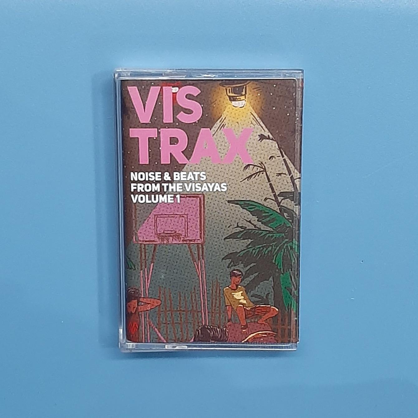 VIS TRAX Vol. 1: Noise & Beats from the Visayas (PAWN Records / Green Papaya Art Projects)