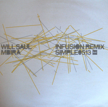 Will Saul ‎– Mbira (Simple Records)