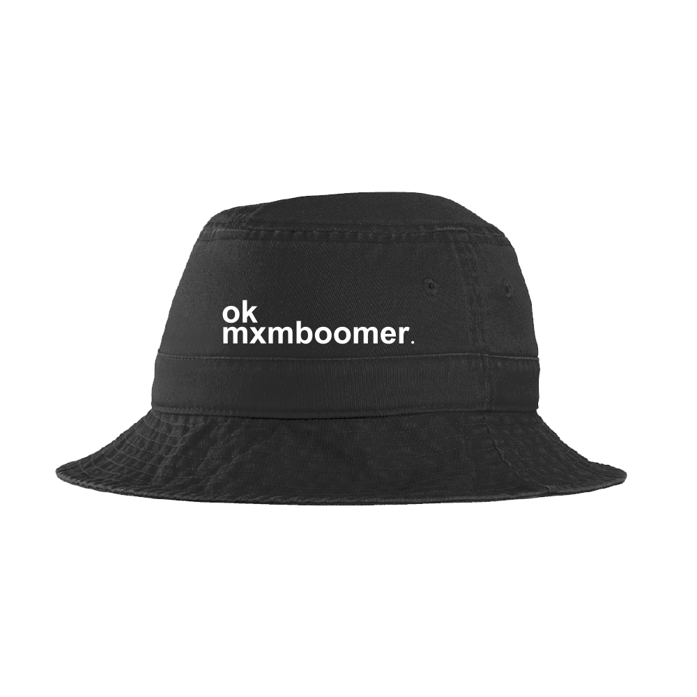 mxmboomer Bucket Hat