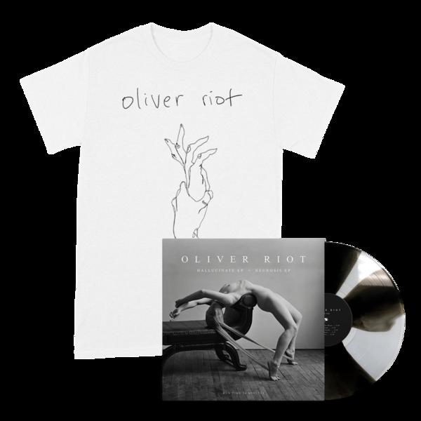Hold On Tee + Vinyl