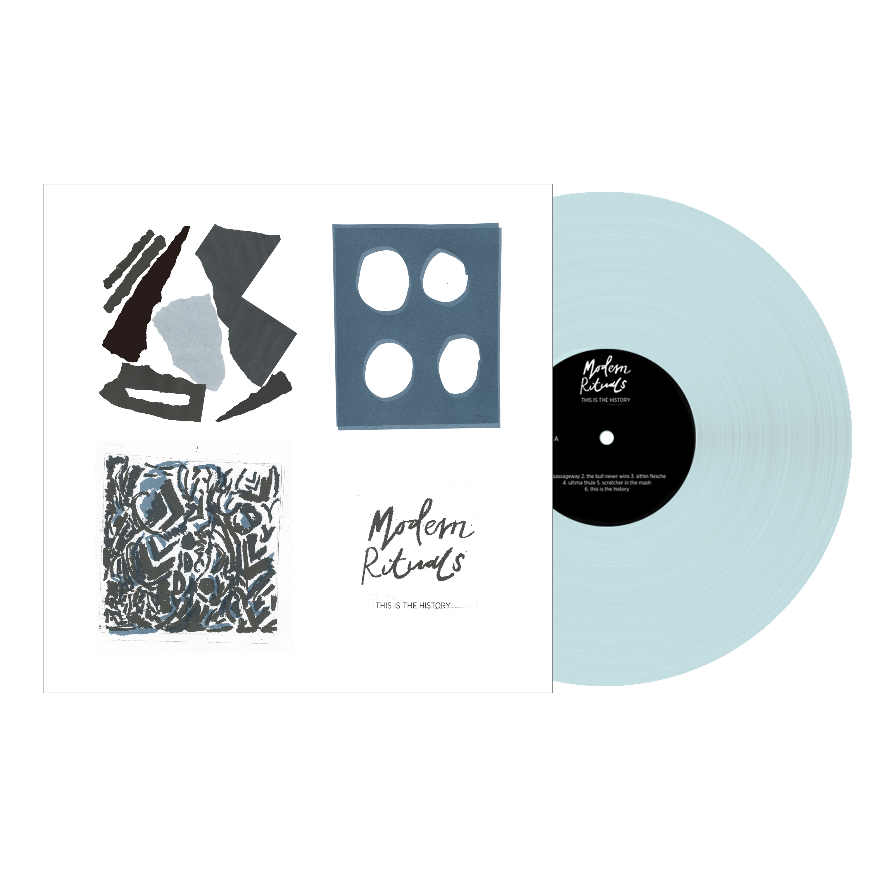 Modern Rituals - This Is The History PREORDER