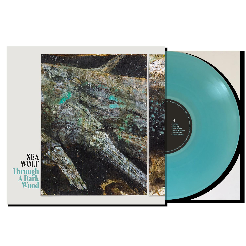 Sea Wolf - Through A Dark Wood - Translucent Blue LP