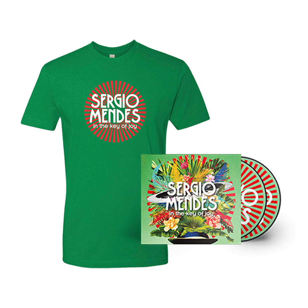 Signed Deluxe 2xCD + Tee Shirt