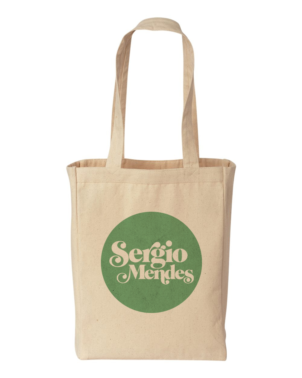 Heavyweight Canvas Tote Bag + Vinyl/CD/Download (Optional)