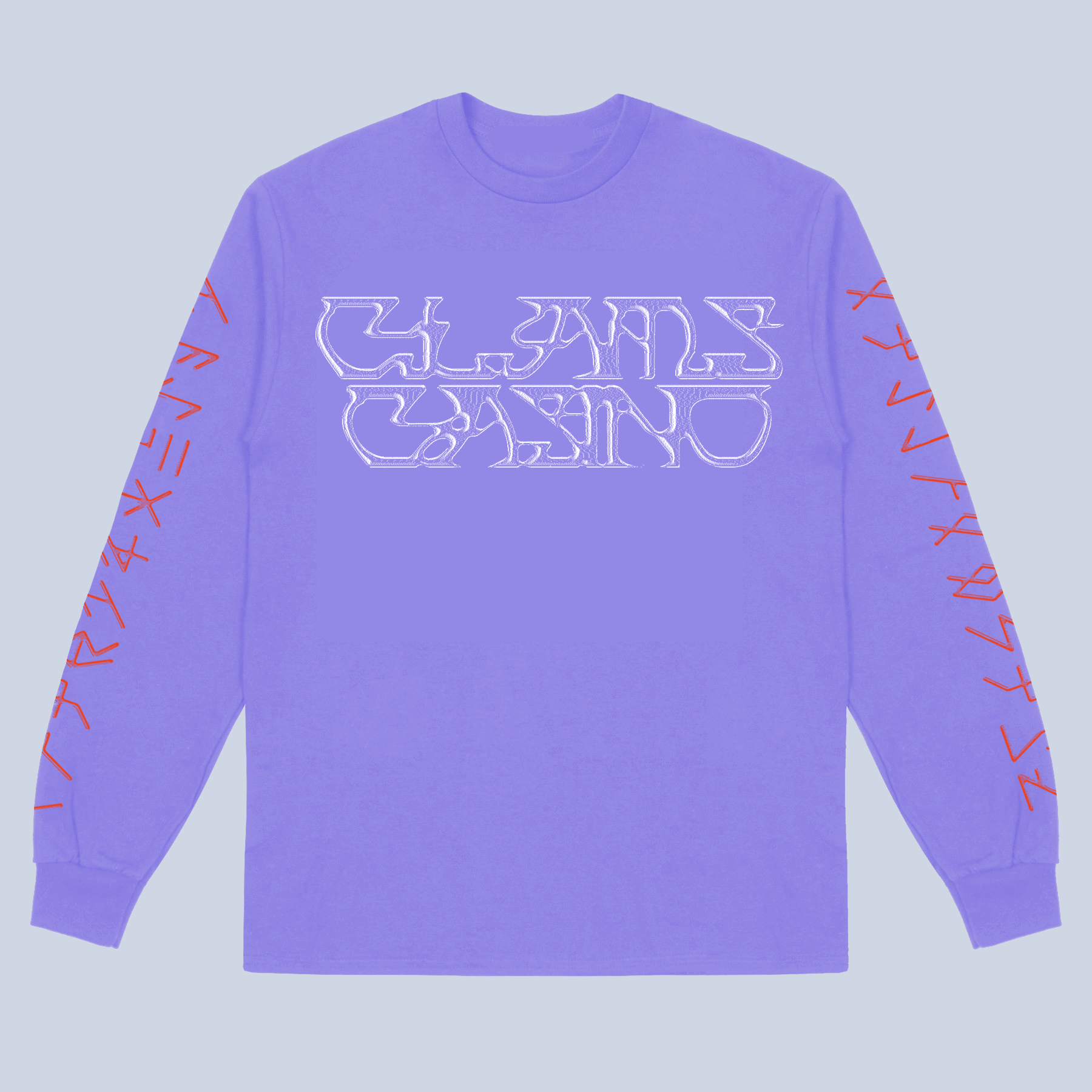 Logo Long Sleeve - Lavender