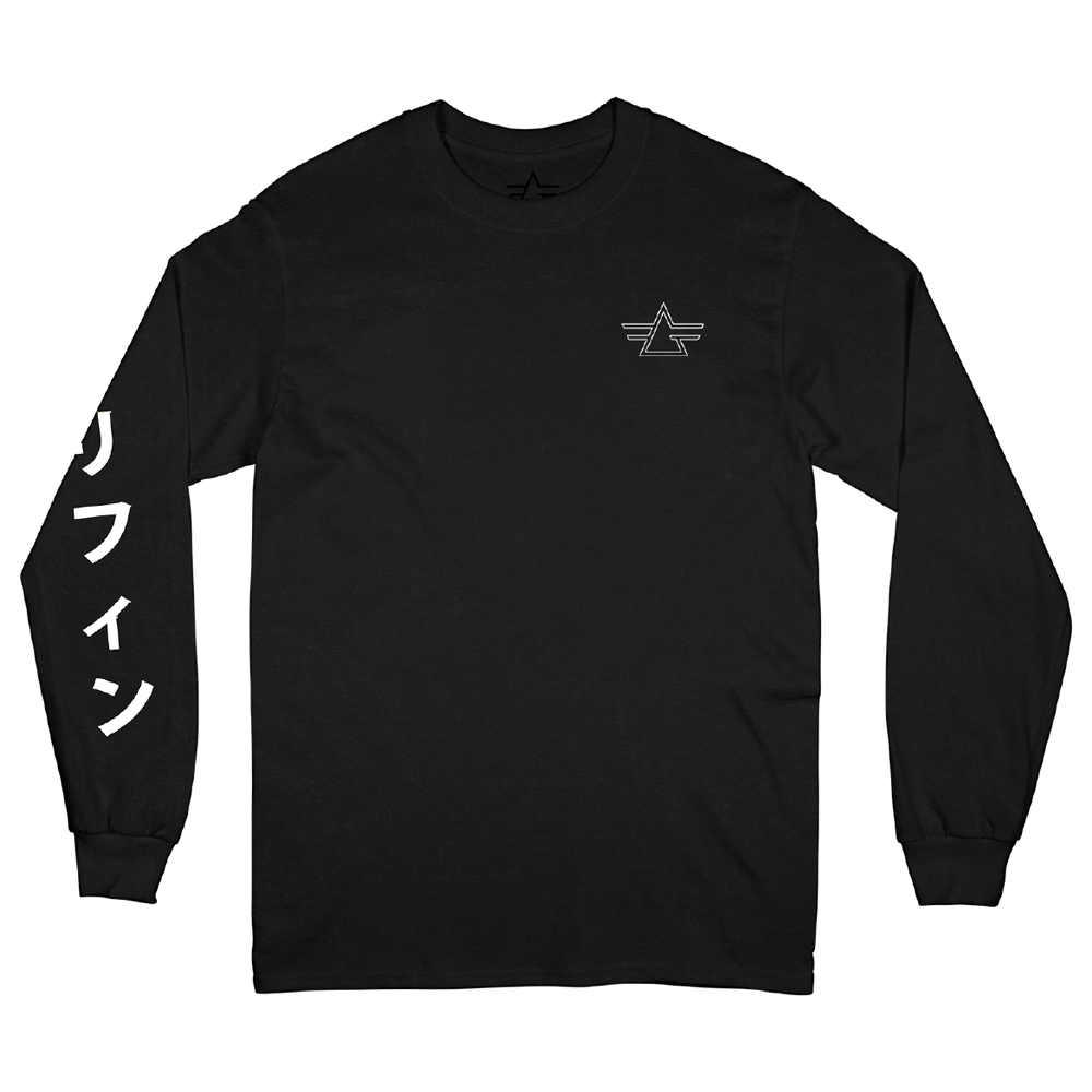 Katakana II Long Sleeve
