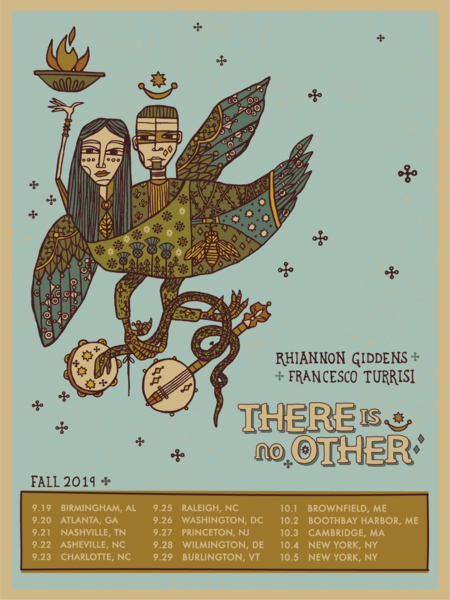 there is no Other Tour Poster - Leg 1