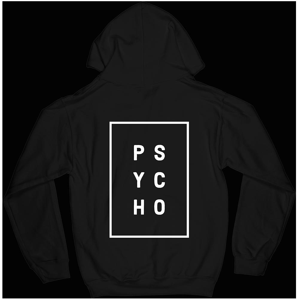 Pyscho Hoodie