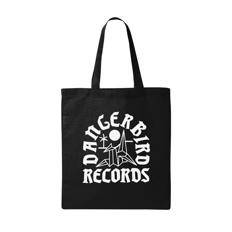 Dangerbird Black Tote Bag