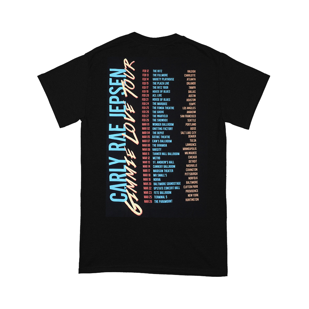 Rainbow Love Tour Tee