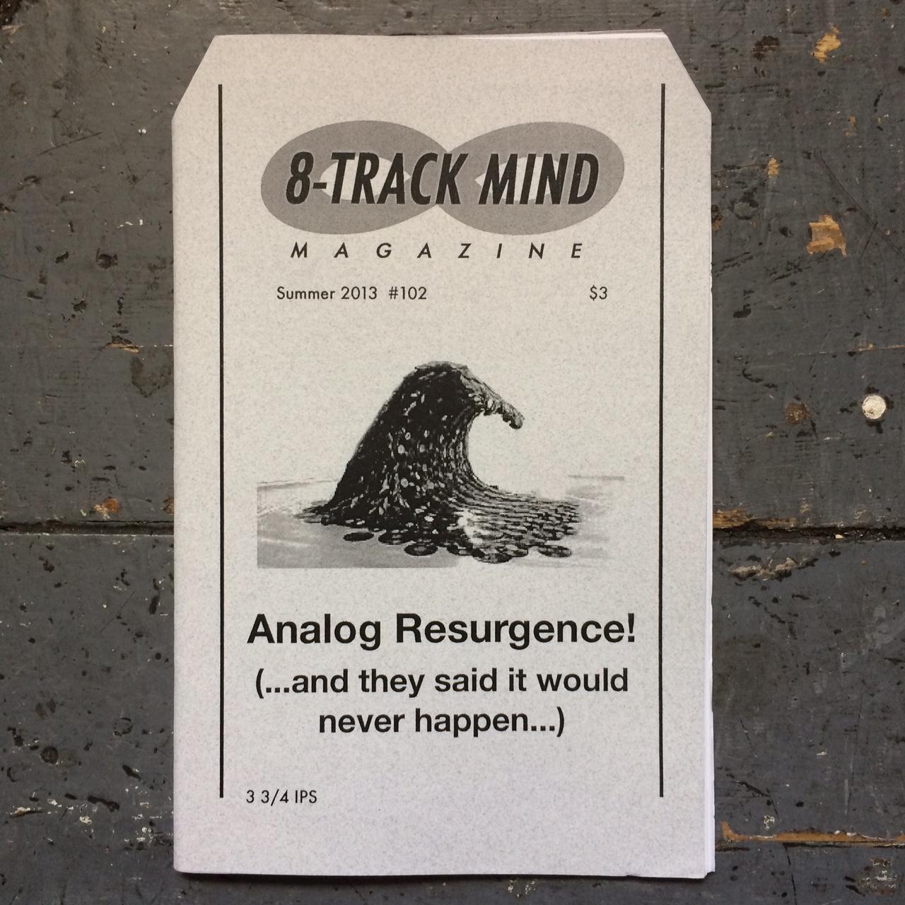 8-Track Mind