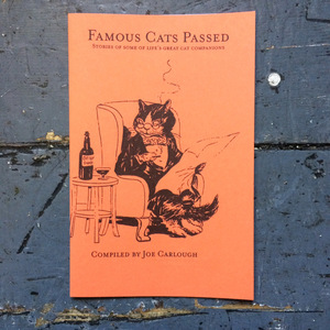 Famous Cats Passed