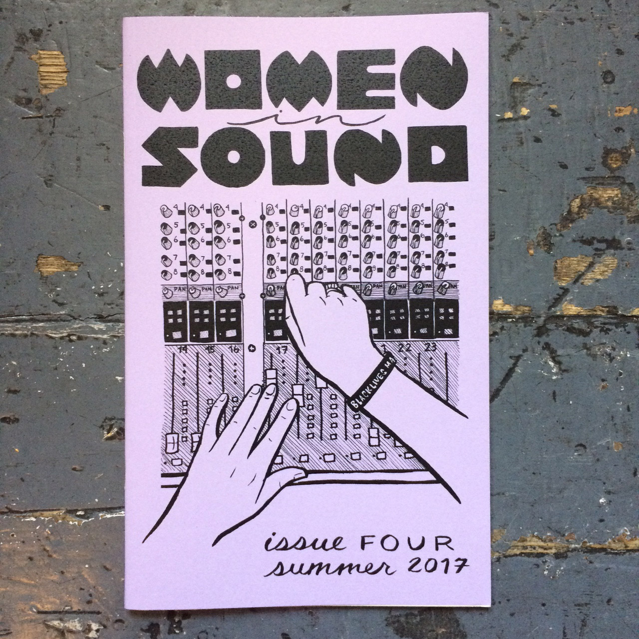 Women In Sound Zine - #6 & back issues