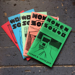 Women In Sound Zine - #6 + Back Issues