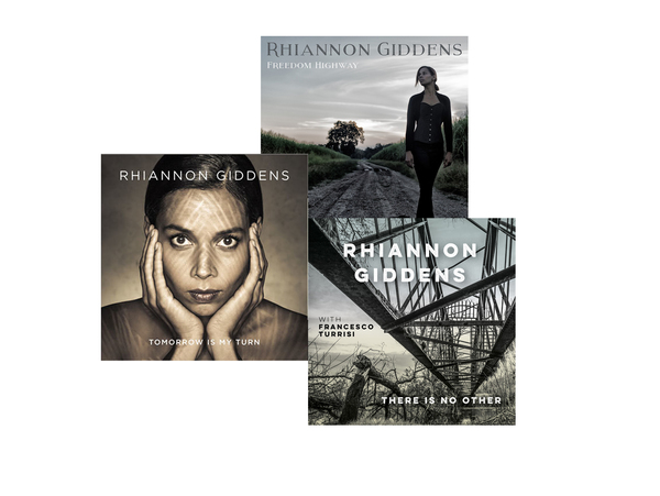 Rhiannon Giddens Discography Music Bundle - CD Edition