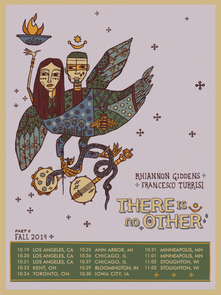 There Is No Other Tour Poster - Leg 2