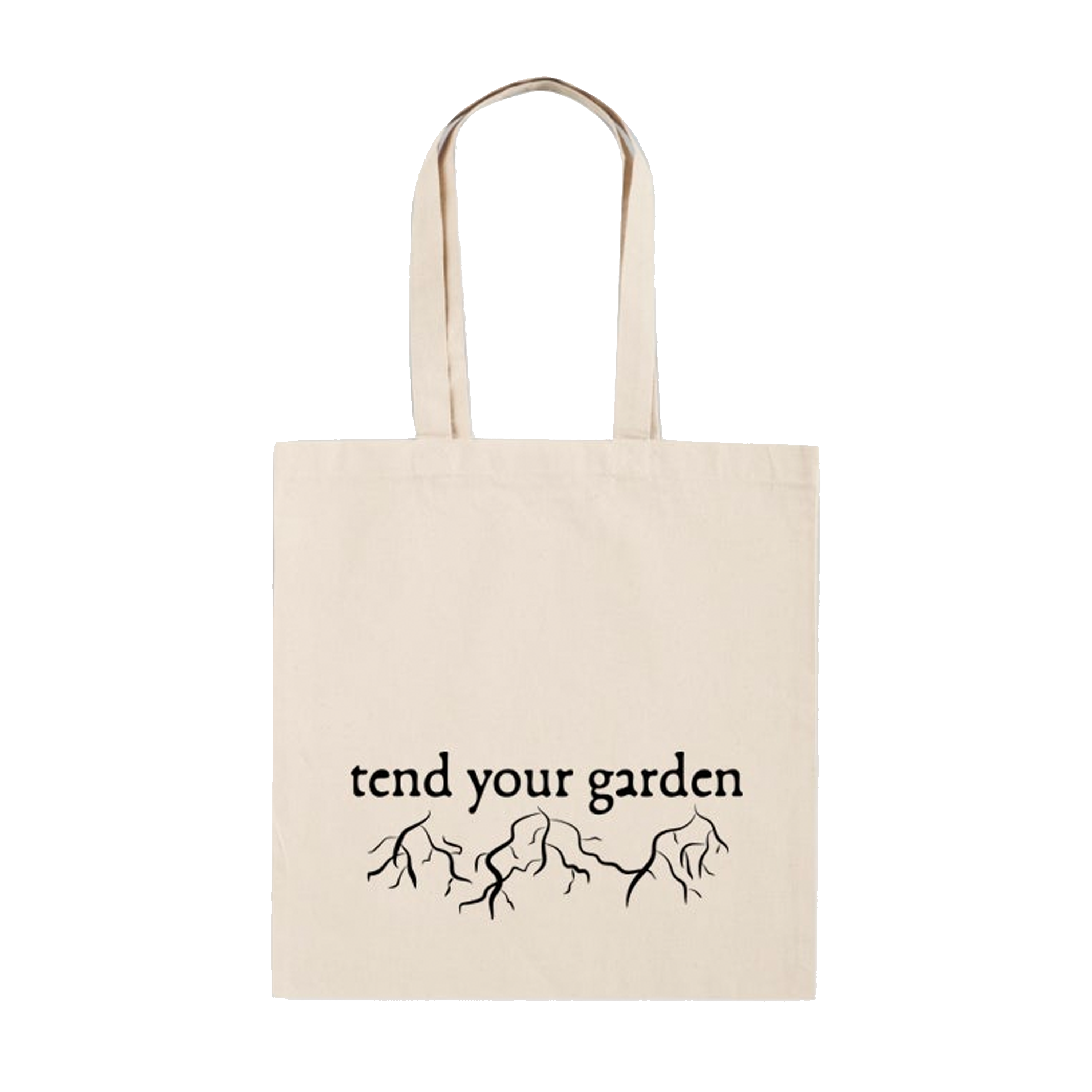 Tend Your Garden Tote (Sand - Limited Edition)