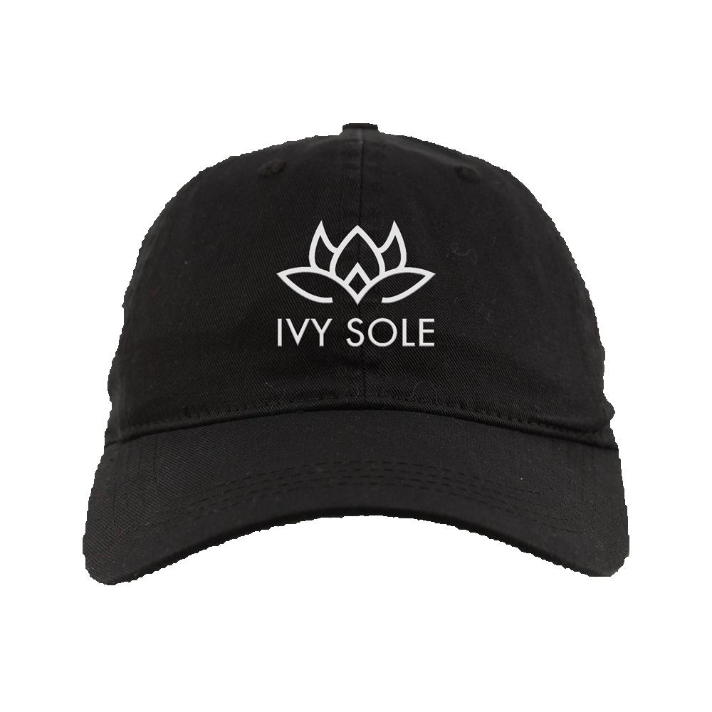Lotus Hat (Black)