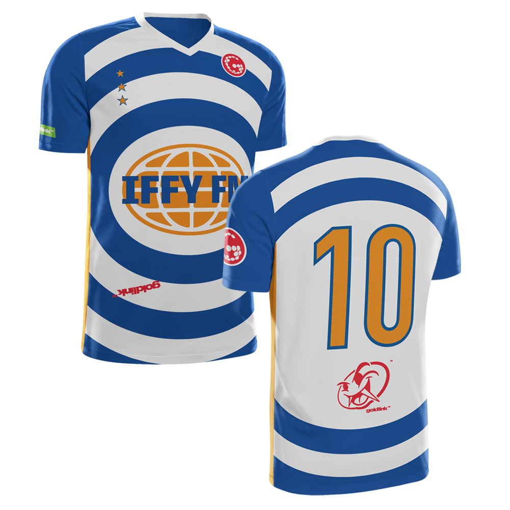 IFFY FM Home Kit Jersey