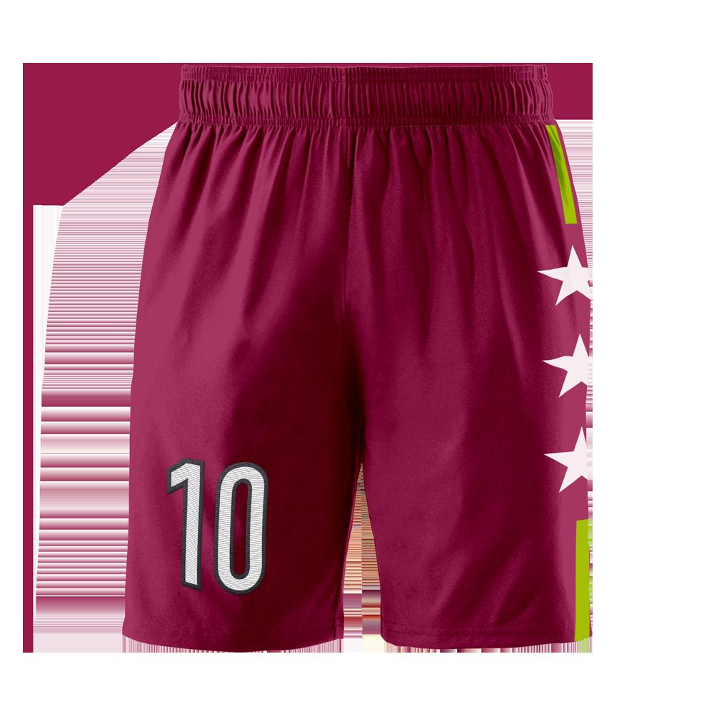 IFFY FM Away Kit Shorts