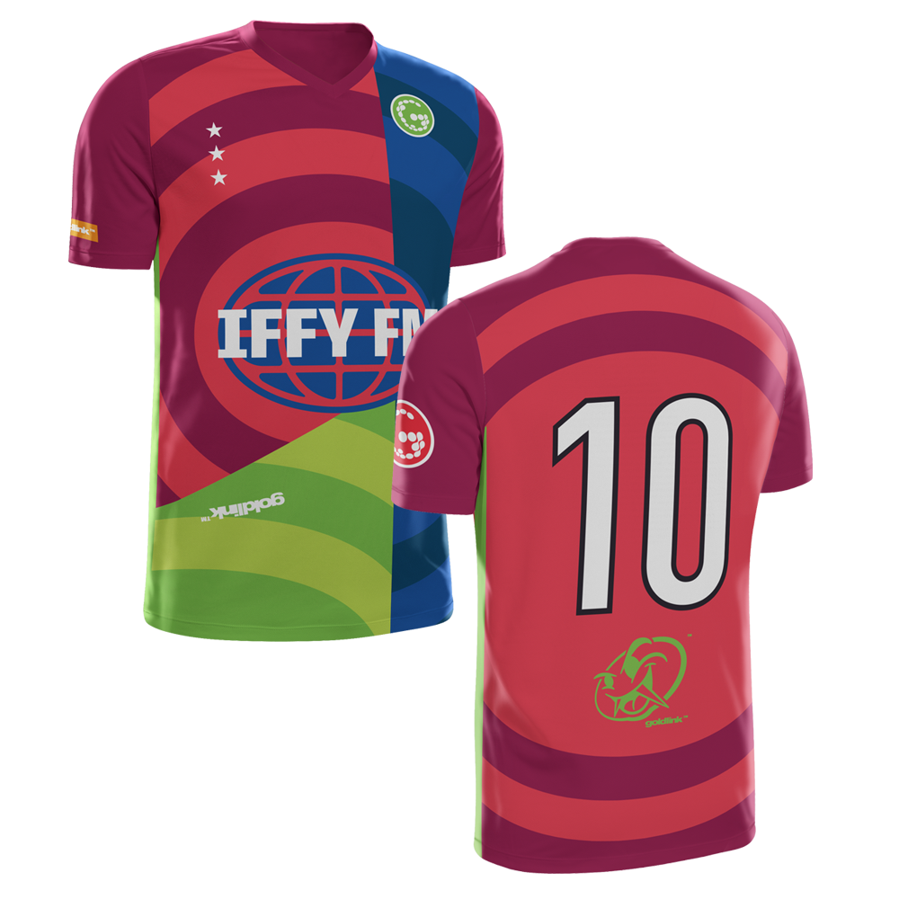IFFY FM Away Kit Jersey