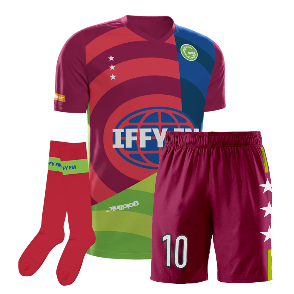 IFFY FM Away Kit