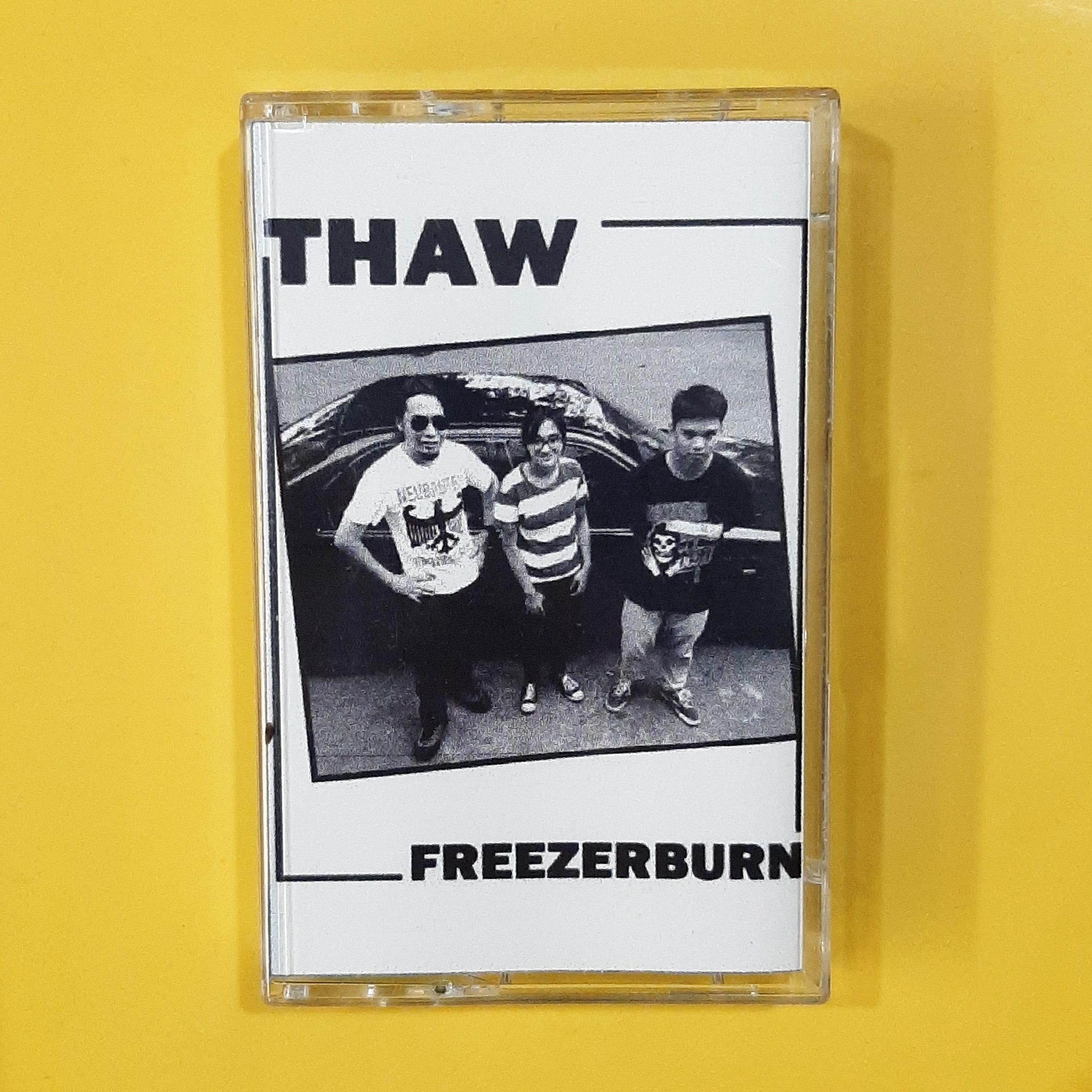 THAW - Freezerburn (Self-Released)