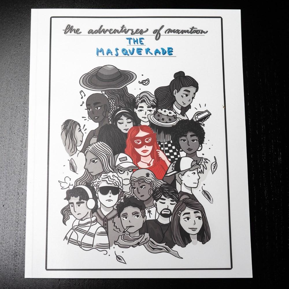 the adventures of mxmtoon: the masquerade