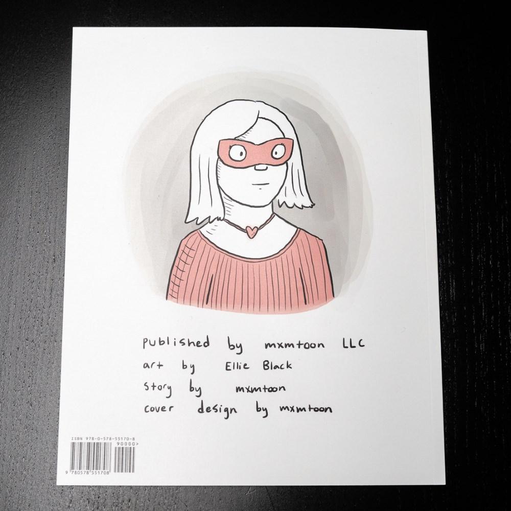 adventures of mxmtoon book + the masquerade