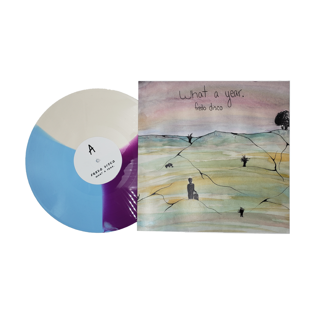 School Spirit / What A Year Vinyl