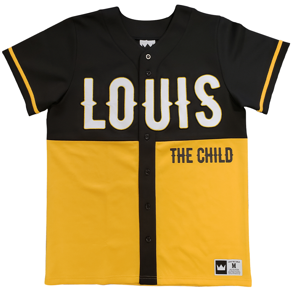 Black and Gold Jersey