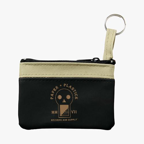 Zippered Canvas Bag