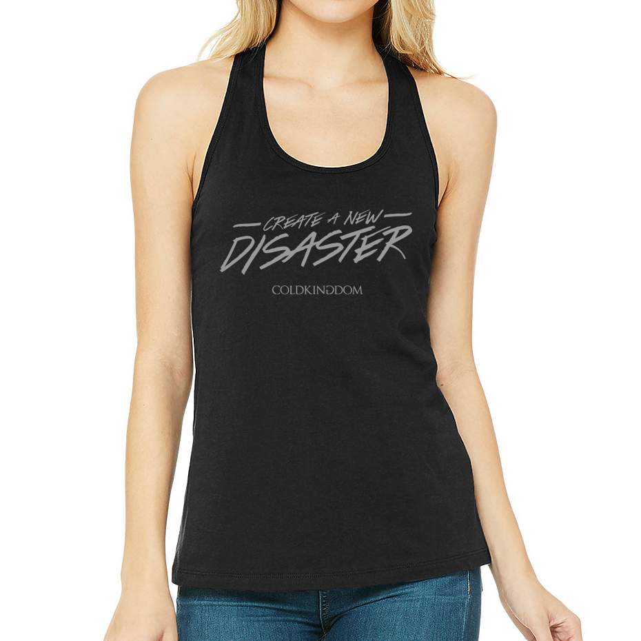 Women's Tank Top - A New Disaster
