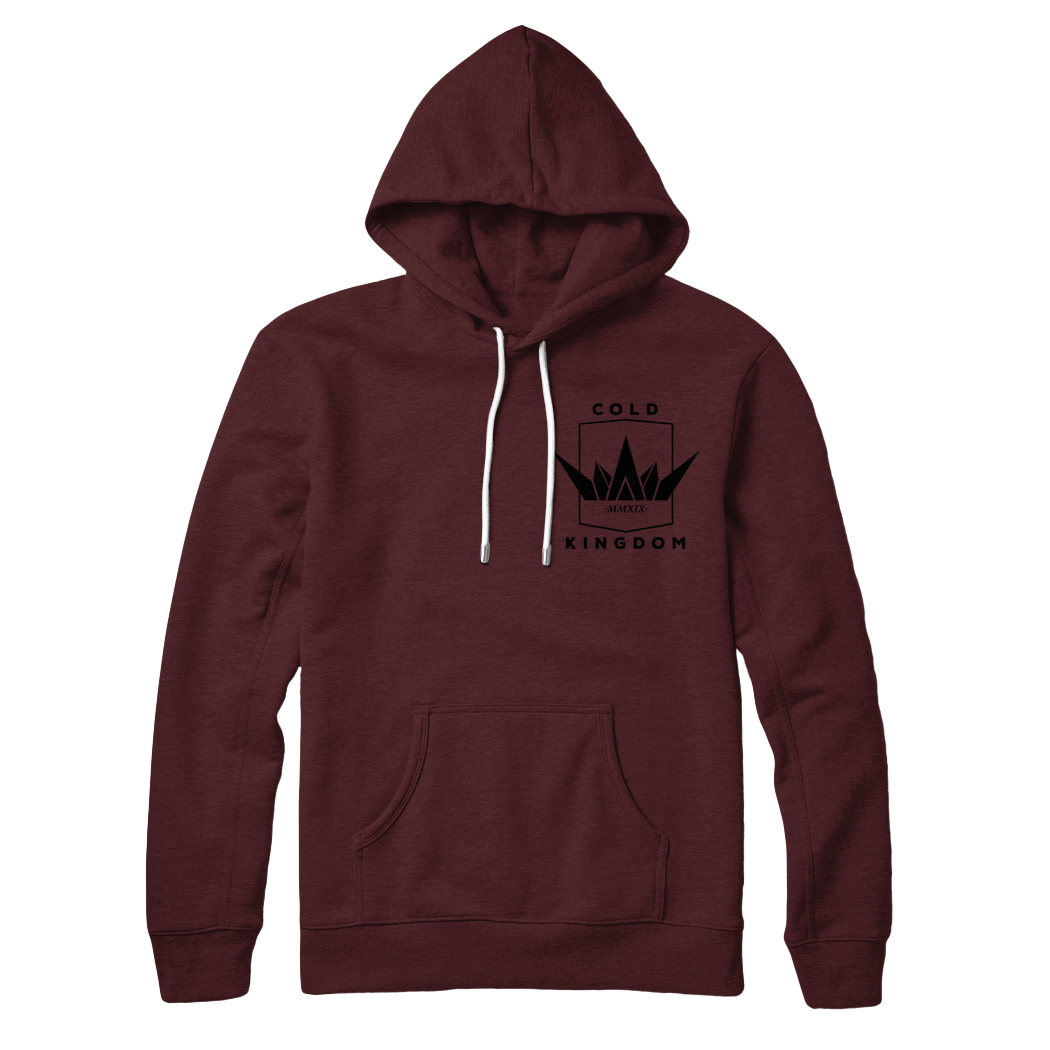 Hoodie - Red Pullover