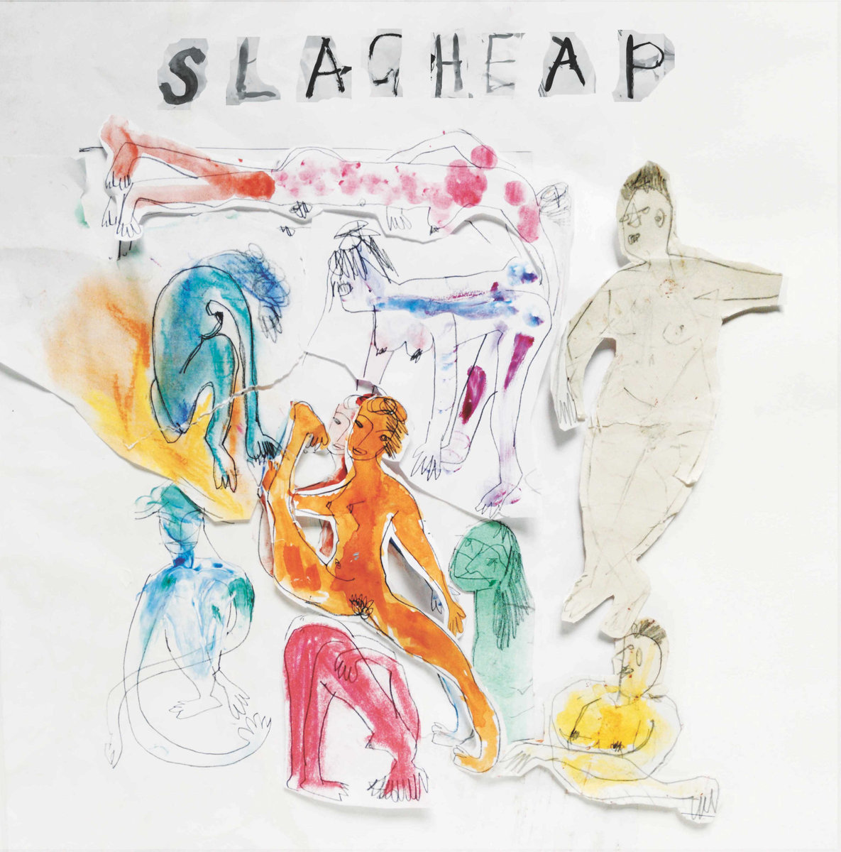 Slagheap - s/t LP