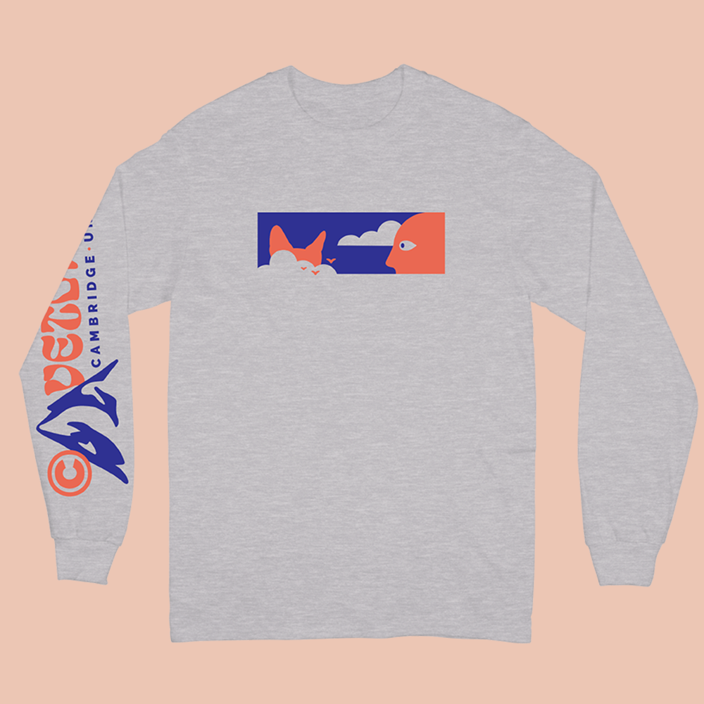Mountain Cat Long Sleeve