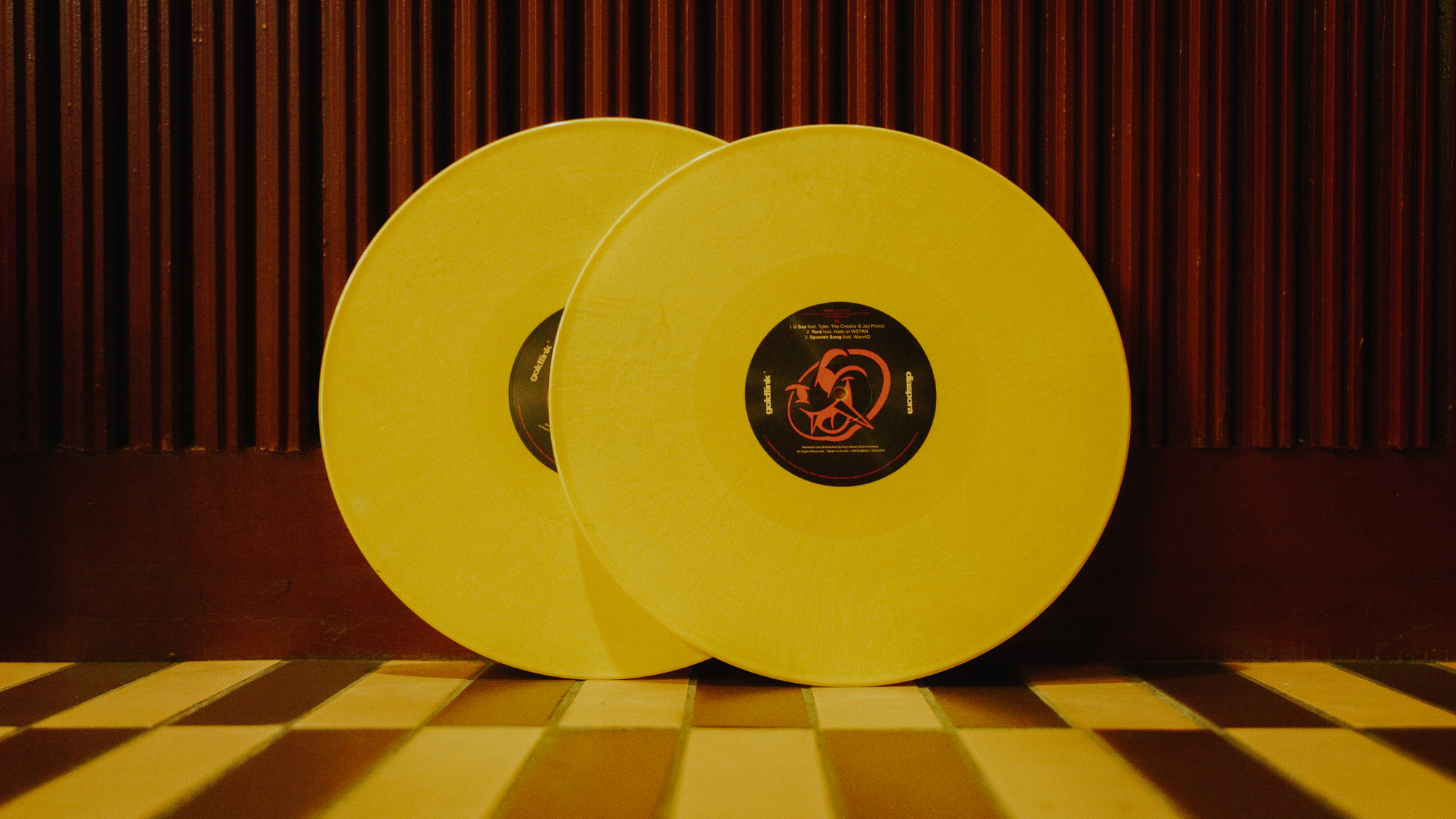 Diaspora - Yellow 2xLP