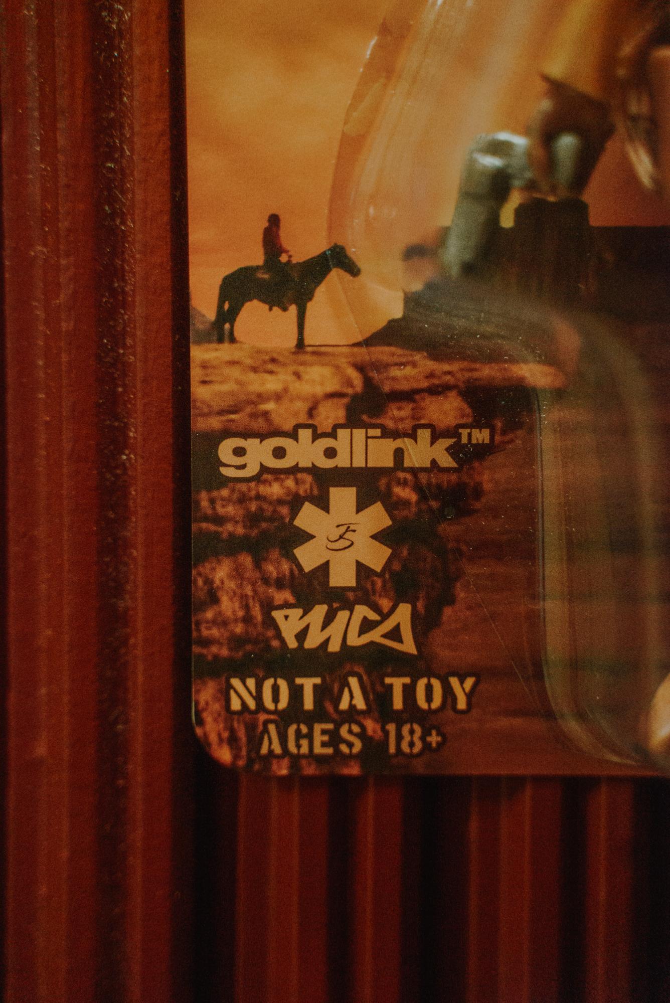 Goldlink Cowboy