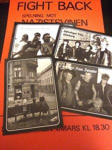Swedish Punk Fan Pack