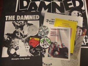 Dimmed Punk Fan Pack