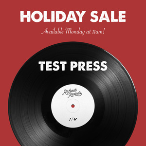 Test Pressings Sale