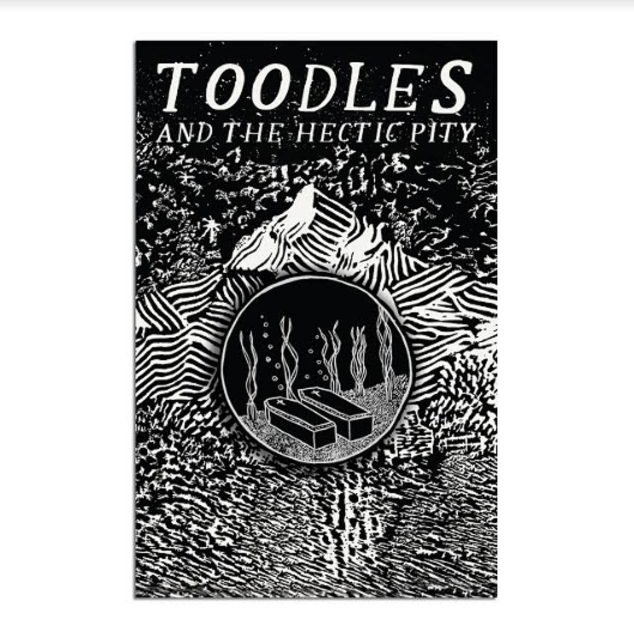 Toodles & The Hectic Pity - Enamel Pin