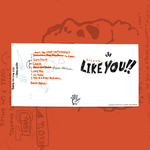 Alfred. - Like You!! Zine