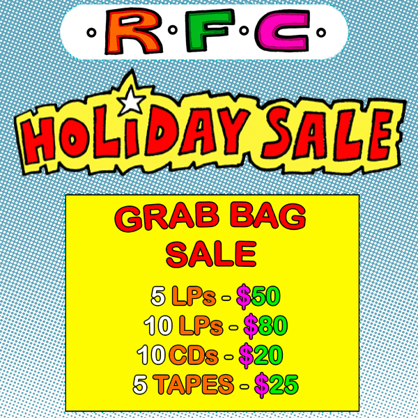 Holiday Sale 2019 - Grab Bag